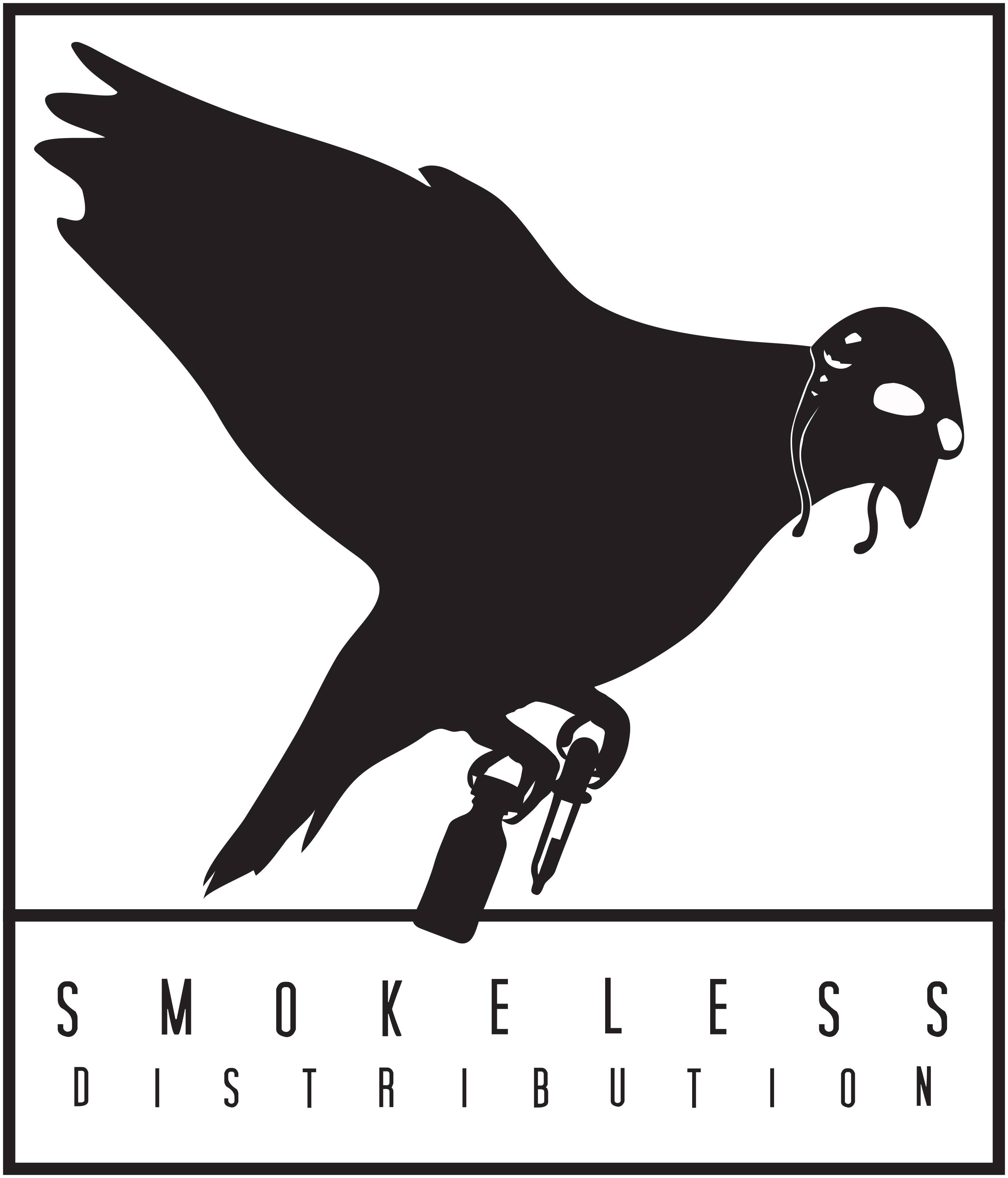 Smokeless Distribution